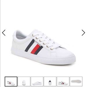 Leather Tommy Hilfiger Sneakers